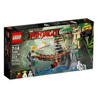 Mô hình Lego Ninjago 70608 - Vượt Cầu Hiểm Trở