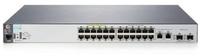 Switch HP 2530-24-PoE + Switch J9779A (Bạc)