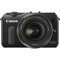 Máy ảnh Canon EOS M Kit EF-M 18-55 IS