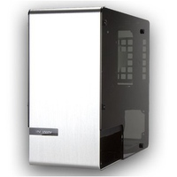 Case IN-WIN 901 Aluminium & Temppered Glass