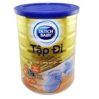 Sữa Dutch Baby Tập Đi Gold 900g 6-12 tháng
