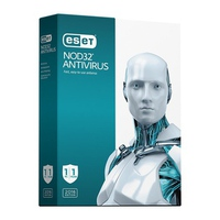 Phần mềm diệt virus ESET Nod32 AntiVirus (1PC / 1 năm)