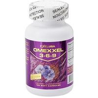 Thực Phẩm Chức Năng Viên Uống Bỗ Não , Sáng Mắt , Đẹp Da, Hỗ Trợ Tim Mạch Omexxel 3-6-9