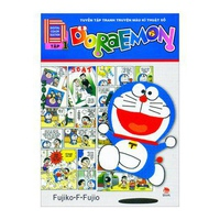 Doraemon - Tuyển Tập Tranh Truyện Màu Kĩ Thuật Số (Tập 1-3)