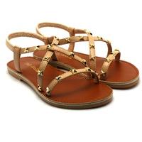 Giày Sandals Nữ Dây Chéo Đính Ngôi Sao CindyDrella C23