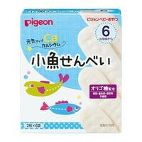 Bánh ăn dặm Pigeon vị cá cơm 7M+
