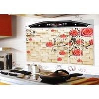 Decal dán trang trí bếp