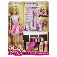 Búp bê Barbie thời trang tóc