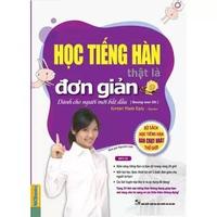 Học Tiếng Hàn Thật Là Đơn Giản (Kèm 1 CD)