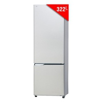 Tủ lạnh Panasonic NR-BV369QSVN 322L