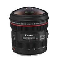 Ống kính Canon EF 8-15mm f/4L USM Fisheye