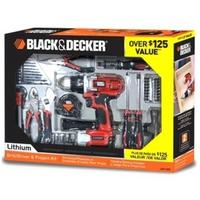 Bộ máy khoan dùng pin BLACK & DECKER EGBL108PK-B1