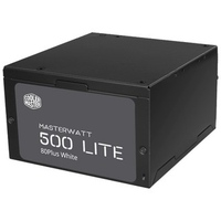 Nguồn Cooler Master MASTERWATT LITE 500W