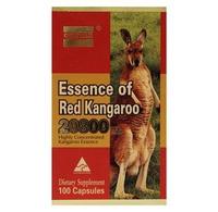 Viên Uống Hỗ Trợ Sinh Lý Nam Costar Essence Of Red Kangaroo 20800 Max