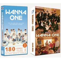 Postcard WANNA ONE