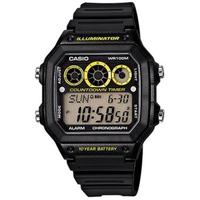 Đồng hồ điện tử nam Casio AE-1300WH-1AVDF