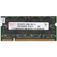 Ram Laptop HYNIX 2GB DDR2