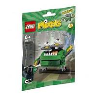 Bộ xếp hình Lego Mixels 41572 Thùng rác thông minh Gobbol