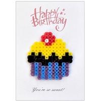 Thiệp Handmade Cupcake Latinhandmade