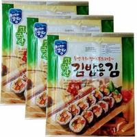 Rong Biển Sấy Khô  Hàn Quốc, chề biến được nhiều món ăn ngon