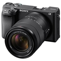 Máy ảnh Mirrorless Sony Alpha A6400 Kit 18-135mm