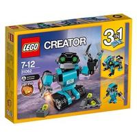 Mô hình Lego Creator 31062 - Rô bốt thăm dò