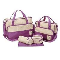 Túi xách cho mẹ và bé 5 chi tiết