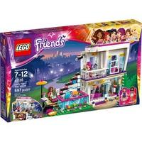 Mô Hình LEGO Friends 41135 Biệt Thự Của Livi
