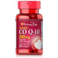 Viên uống hỗ trợ tim mạch Puritan's Pride Q-Sorb Co Q-10