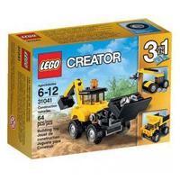 Mô Hình LEGO Creator 31041 Xe Công Trình Xây Dựng