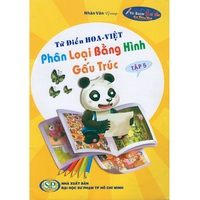 Từ Điển Hoa - Việt Phân Loại Bằng Hình Gấu Trúc (Tập 5-8)