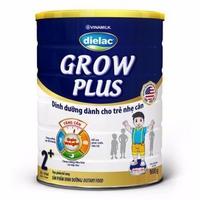 SUA DIELAC GROW PLUS 2+ 900G 2-10 TUOI CHO TRẺ NHẸ CÂN