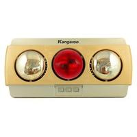 Đèn sưởi nhà tắm Kangaroo KG252A/KG252B 03 bóng