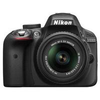 Máy ảnh Nikon D3300 Lens kit 18-55mm