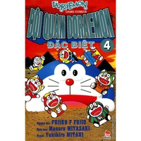 Đội Quân Doraemon Đặc Biệt (Tập 1-6)
