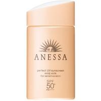 Sữa Chống Nắng Dịu Nhẹ Cho Da Nhạy Cảm Anessa Perfect UV Sunscreen Mild Milk SPF50+, PA++++ 60ml
