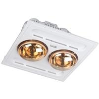 Đèn sưởi nhà tắm âm trần 2 bóng Kottmann K9-R/S