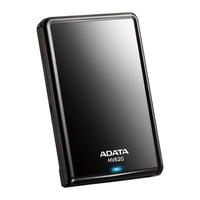 Ổ cứng di động HDD Adata 500GB HV620 Sata 3 USB 3.0