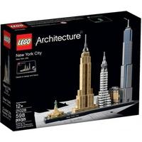 Mô Hình LEGO Architecture 21028 Thành Phố Newyork