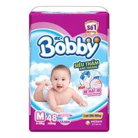 Tã dán Bobby M48 (6-10kg)