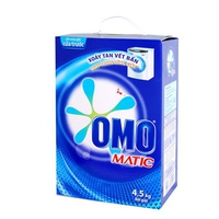 Bột giặt OMO Matic cho máy giặt cửa trước