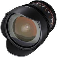 Ống kính Samyang 10mm T3.1 VDSLR II