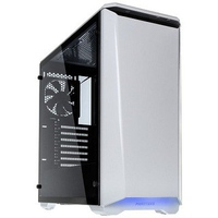Case Phanteks Eclipse P400S RGB Silent Edition illumination Mid Tower (Black/White Case)