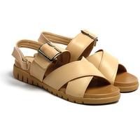Giày Sandals Đế Thấp Quai Chéo Cindydrella C29