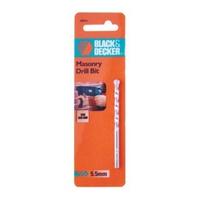 Bộ 3 mũi khoan Black Decker A8674 5.5MM