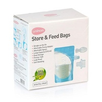 Túi trữ sữa mẹ trực tiếp từ máy hút sữa Unimom (20 túi/hộp)