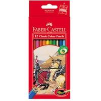 Bút chì màu Faber-Castell Classic Knight
