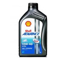 Dầu nhớt Shell Advance Ultra 10W-40 1L