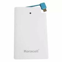 Pin sạc dự phòng Koracell Kora-010 2600mAh