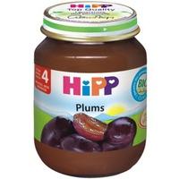 Dinh dưỡng đóng lọ HiPP mận tây 125g 4m+